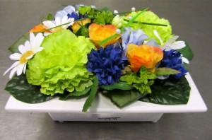 konstgjorda blommor svensk sommar