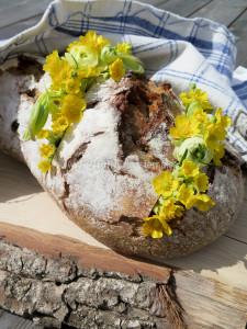 Gula blommor och Bröd